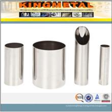 Tuyau en acier inoxydable recuit avec solution Al-6xn