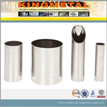 En1026-5 X6crniti18-10 Seamless Steel Pipe