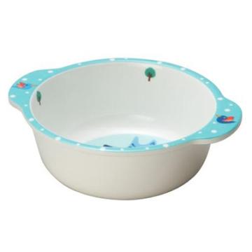 Tigela de sopa de melamina com alça / melamina Kids ′ tigela de arroz (MRH2003)