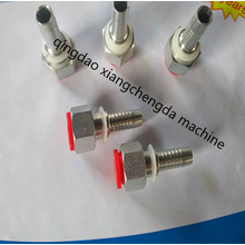 Hydraulische JIC-Buchse 74 ° -Kegel Sitz SAE J514 Montage