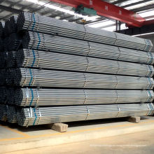 Pre-Galvanized Gi Fence Pipe Proveedor de China