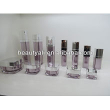 120ml square lotion bottles