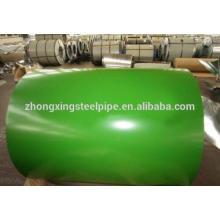 Hojas para colorear / PPGI bobinas de acero / hoja de acero galvanizada prepintada