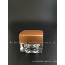 Jarras de crema de saco de 5g mini para envases cosméticos