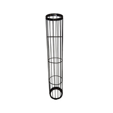 Spring dust collector cage bone