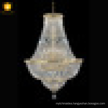 European style Italian crystal chandelier table lamp for dining room