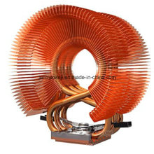 Kupferrohrkühler für Maschine