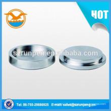 Peças de aço inoxidável do torno do CNC para o amortecedor