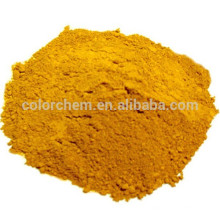 Óxido de Ferro Amarelo para Cimento