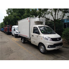 Foton 1ton Mini Refrigerator Box Trucks