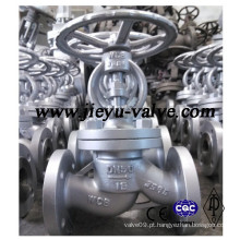 Válvula de Globo de Aço Carbono DIN Pn16 Dn50