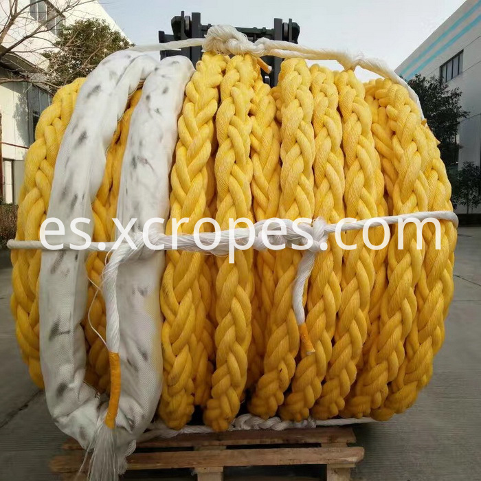 PP And Polyester Mixed Rope XCFLEX Rope