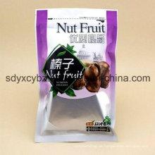 China-Lieferanten und Snack-Plastikverpackungs-Tasche für Nüsse / Trockenfrüchte