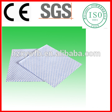 Spunlace Nonwoven Cleaning Wipe Clean Wipe