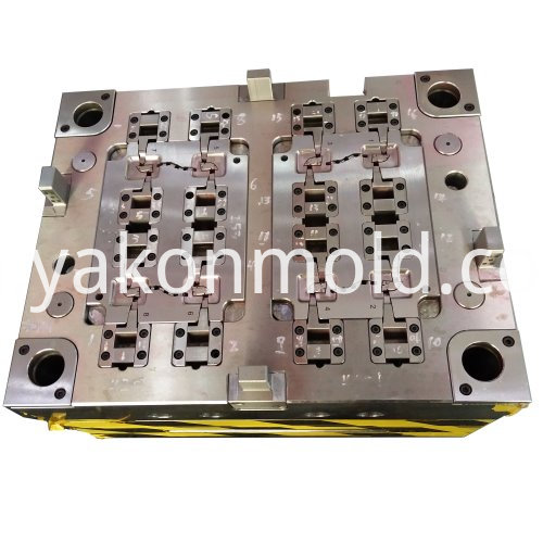 Vehicle Interior Injection Molding