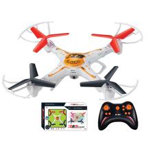 Juguetes teledirigidos RC Quadcopter (H0410537)