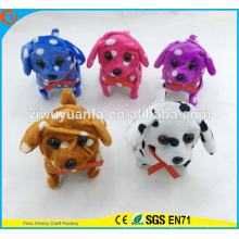 Hot Sell Various Design Spot Walking Electric Stuffed Puppies
