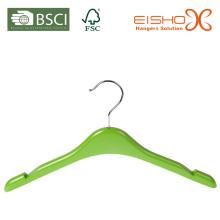Pequeño colgante verde de los cabritos del plástico del tamaño (pH016)