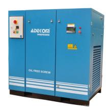 VSD Compresor de aire de tornillo rotativo de alta calidad sin aceite (KC30-08ET) (INV)