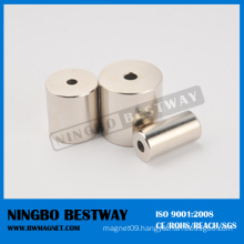 Printered Ring Magnet with Vacuum Packing