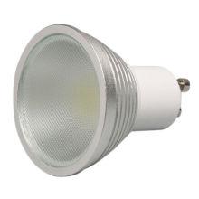Energy Saving Aluminium Material Gu10 Led Spotlights Bulbs With Spiral Shape Design