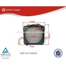 Радиатор двигателя JAC truck HFC1020HW 1301010W300