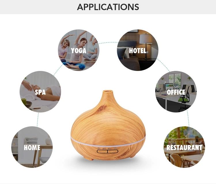 Home Appliances Humidificador Oil Diffuser