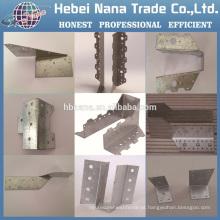 conectores de cabo de aço / conector de canto de madeira galvanizado