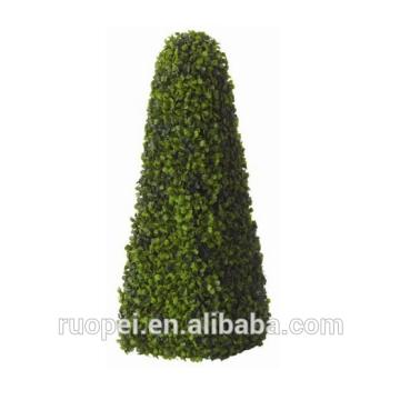 China decorative artificial plastic tree shrubs