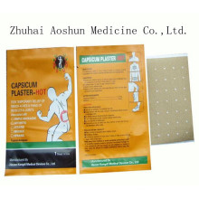 Pain Relieving Patch/Stick Capsicum Plaster