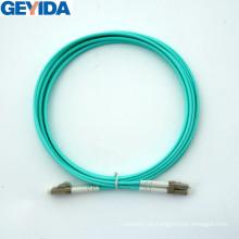 3.0 Sc-St Mm dúplex fibra óptica Patch Cord