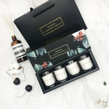 Luxury Unique Paper Printing Candle Box