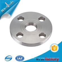 SS304 Plattenflansch Weißer Stahl DN50 PN10 Flansch gute Qualität