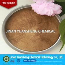 Liant d'engrais et Dispersant Cls Calcium Lignine Sulfonate