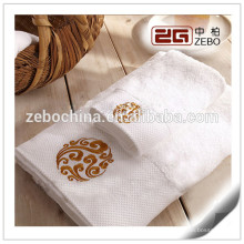 Eco-friendly Colorful Customized White Egyptian Cotton Best Luxury Bath Towels