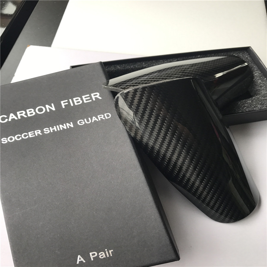 Durable Carbon Shin Guards