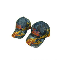 fashion embroidery camo boonie racing caps