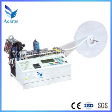 New Style Automatic Belt Cutting Machine Trademark Cutting Machine