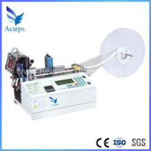 Máquina de corte automática da correia do estilo nova Máquina de corte da marca registrada