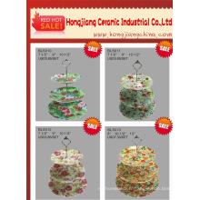 Ensemble de gâteau 3PCS