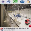 Quick Assembled Certificated Pipe Truss Car Storage/Building