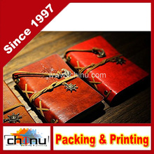 PU Leather Notebook/Notepad/Sketch Pads (4212)