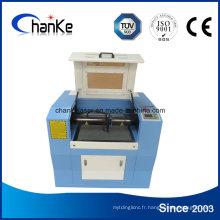 600X400mm 40W/60W Machine CNC Laser pour acrylique/papier