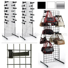 Grid Wall Hooks Wire Mesh Steel Gridwall Panel Stand