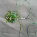 Chain Embroidery Fabric Made in China