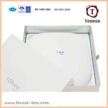 Custom White Cardboard Packaging Box for Smartphone