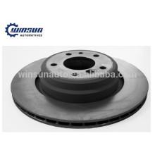 34211166131 Rotor de disco de freno para BMW 7 repuestos