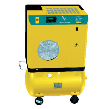 Tank Mounted Compressor (11KW, 15HP)
