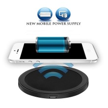 Inductive Qi Kompatibel Wireless Phone Charger untuk Android
