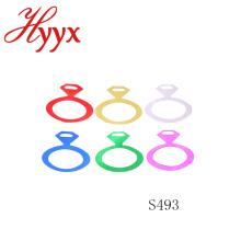 HYYX Promoción de nuevos productos confeti de mesa de diferentes tamaños